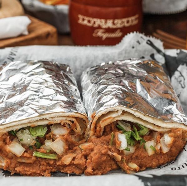 Restaurants For The Top Burritos