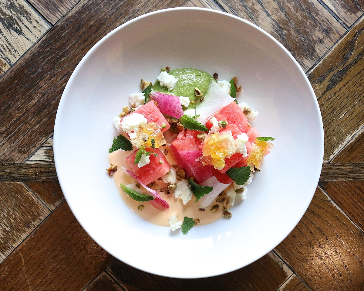 Salad Days: 9 Restaurants for New Spring Salads