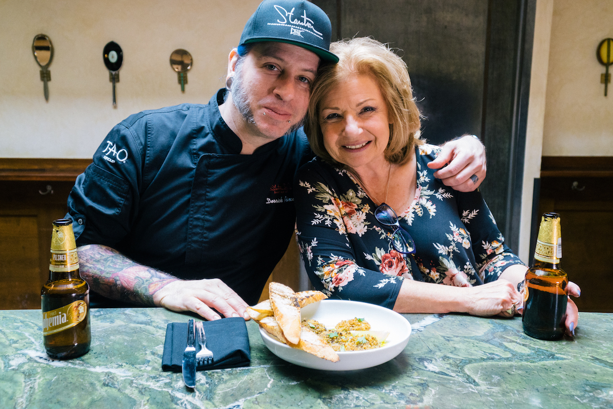chefs share mom-inspired dishes