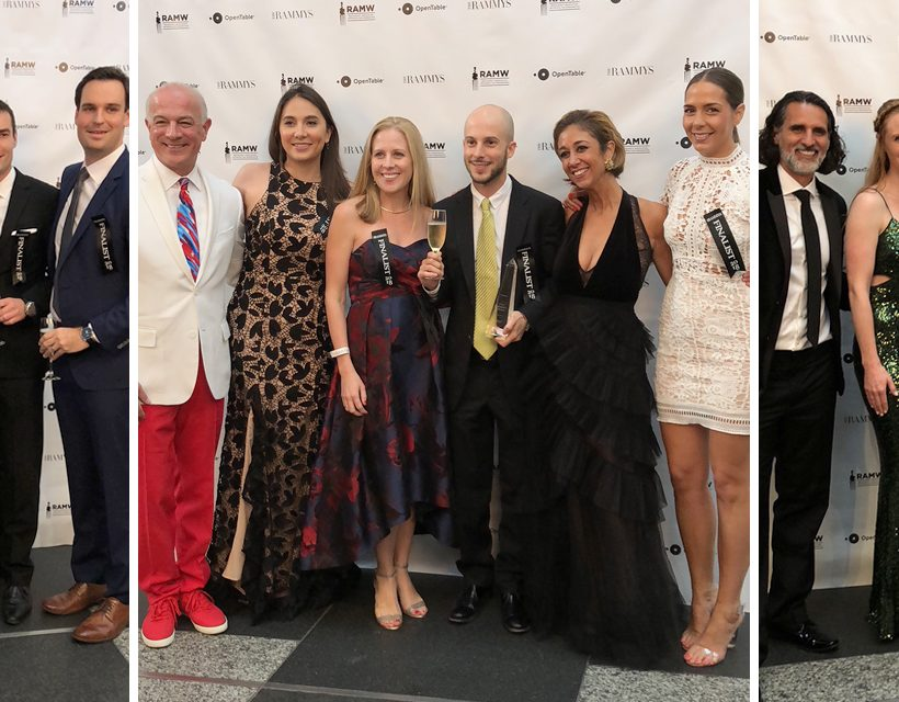 Congratulations to the 2018 RAMMYS Winners: Book a Table to Experience the Best of DC