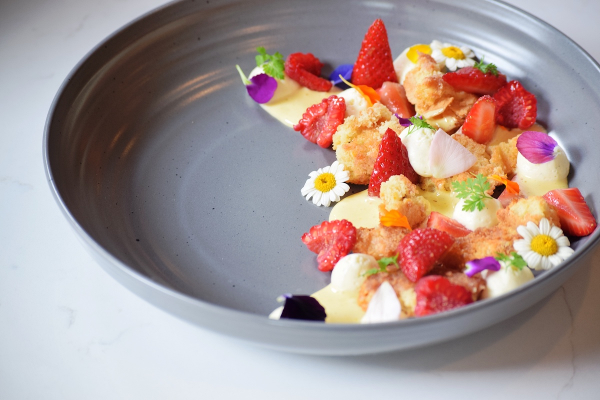 Cream on Top: 8 Restaurants for Strawberry Shortcake Season