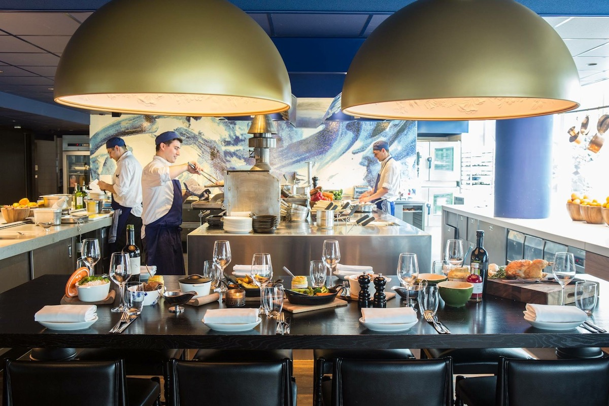 top Amsterdam restaurants