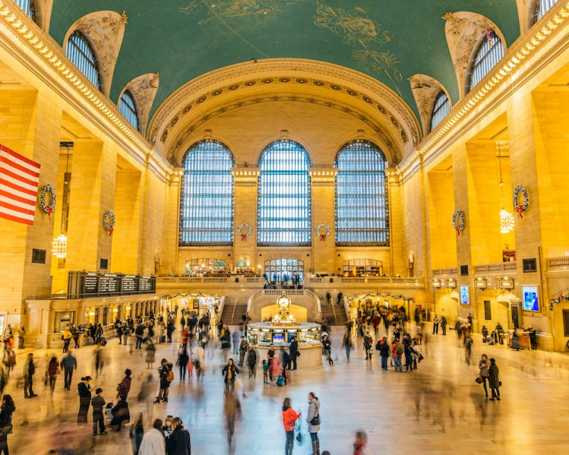 Restaurants in and around Grand Central Terminal