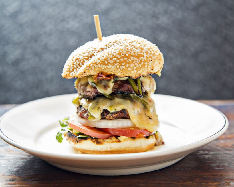 Twice as Nice: 15 Double-Decker Burgers of Epic Proportion