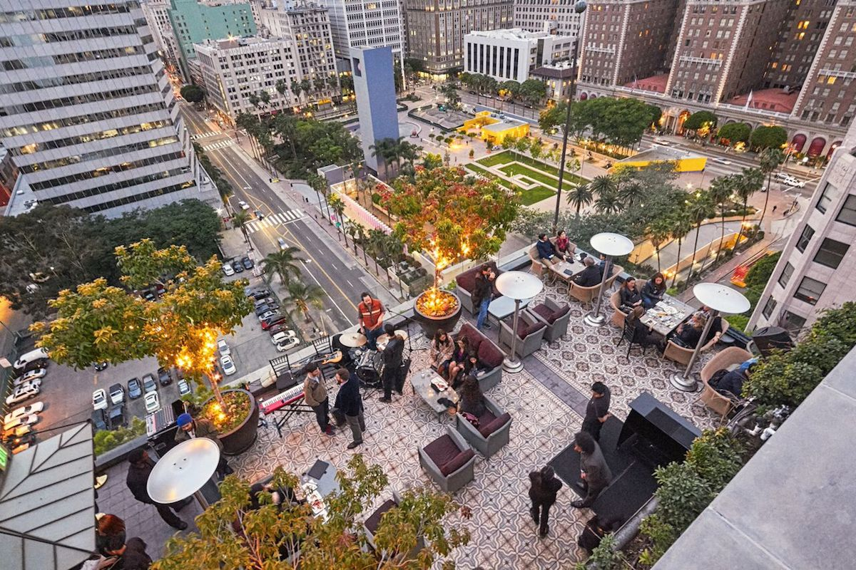 100 Best Al Fresco Restaurants in America 2018