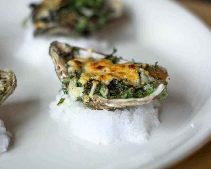 Restaurants for Oysters