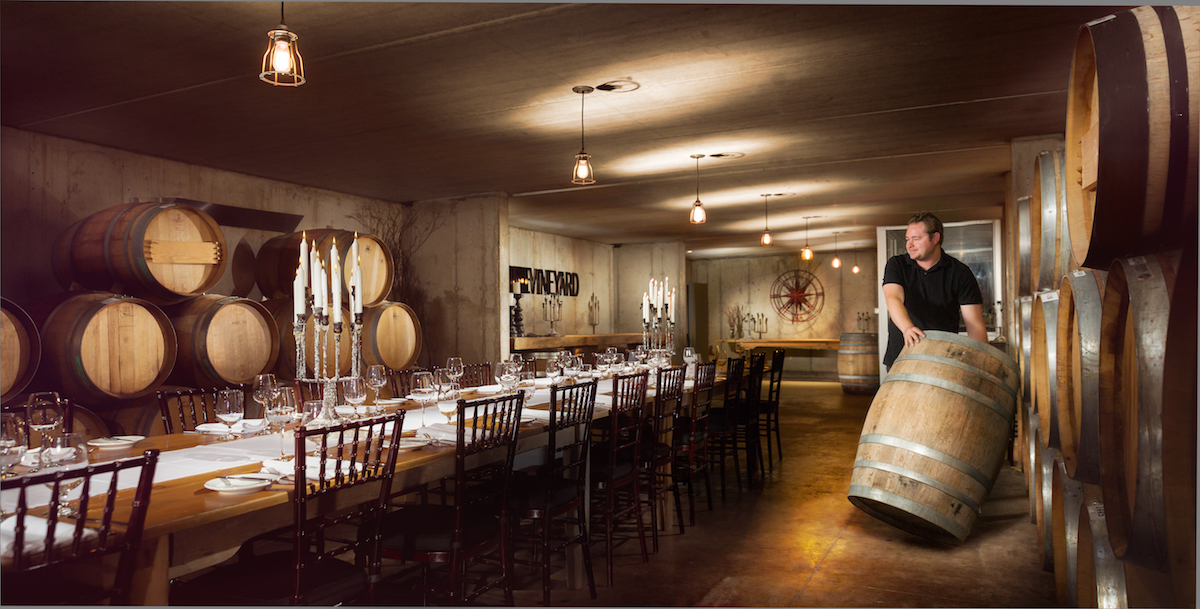Winery Restaurants in Ontario