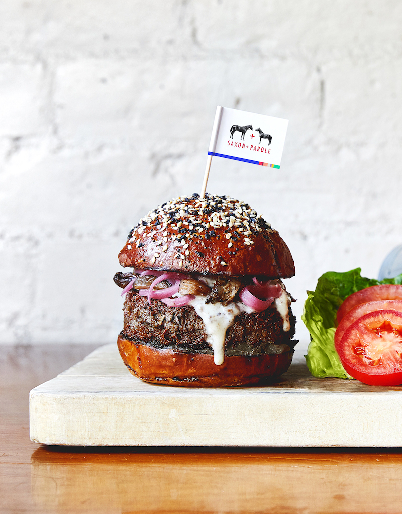 impossible burger