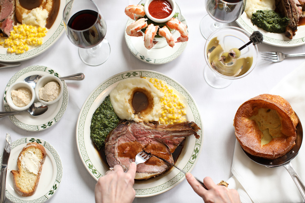 Prime Time: 9 Restaurants for Prime Rib Dinners to Remember