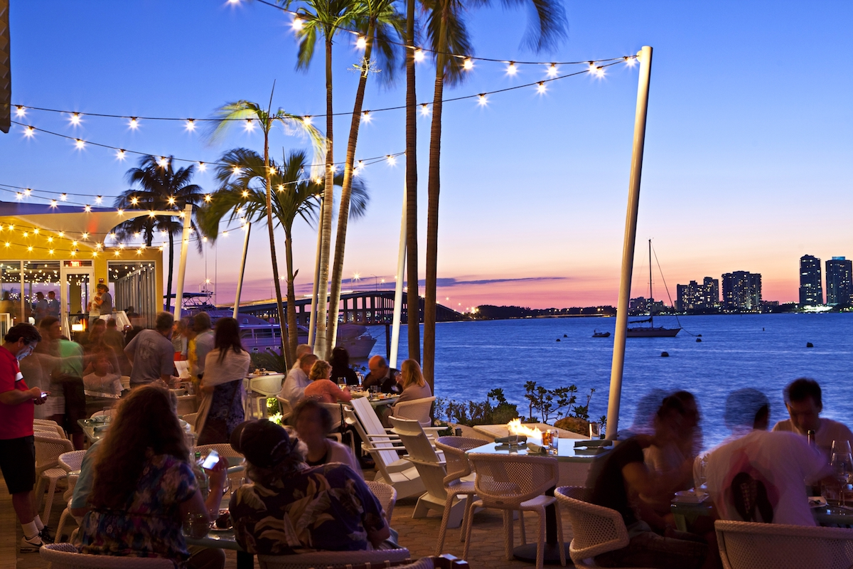 restaurants for sunsets