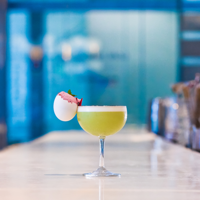 matcha cocktails