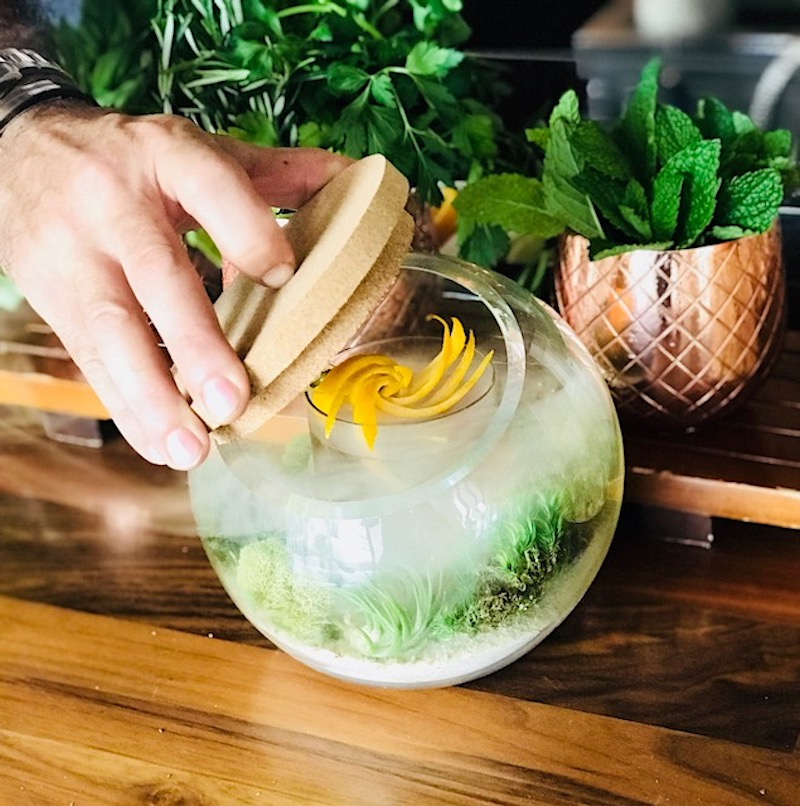 fishbowl cocktails