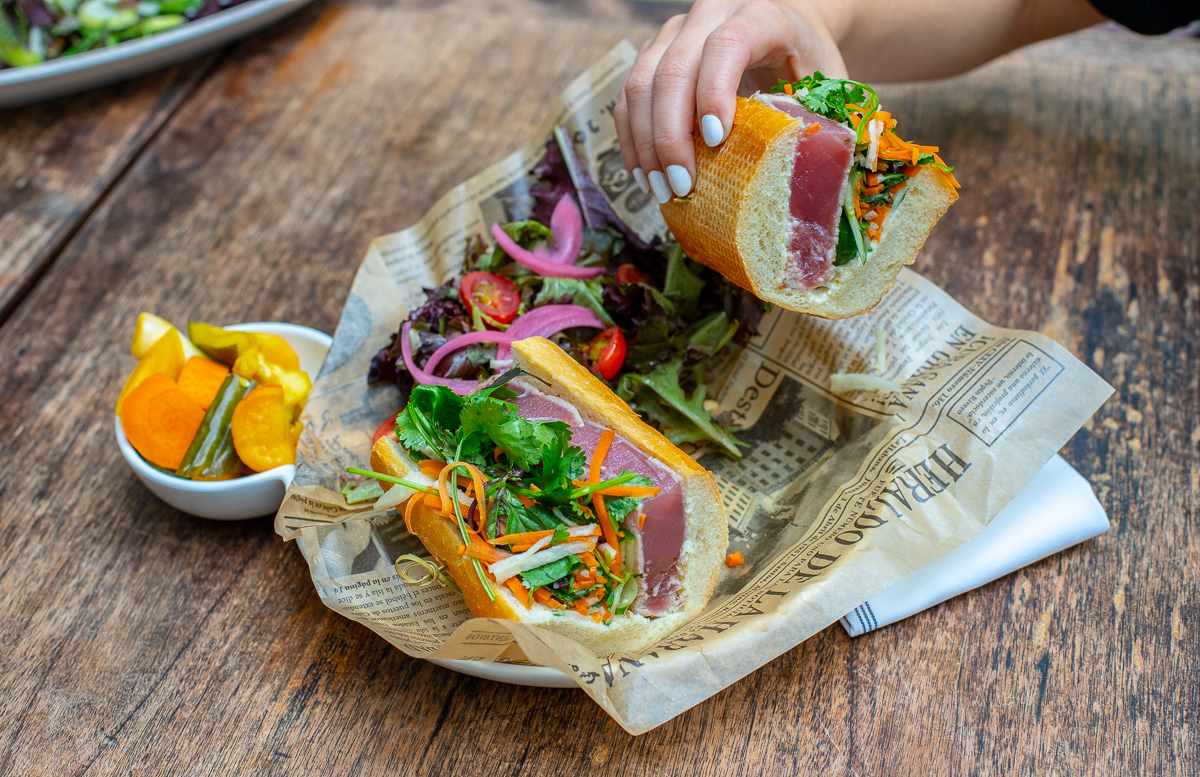 Restaurants for Next-Level Sandwiches