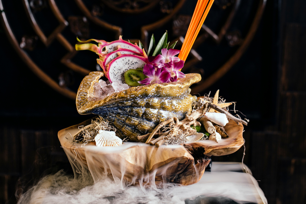 Restaurants for Dishes and Drinks in Seashells