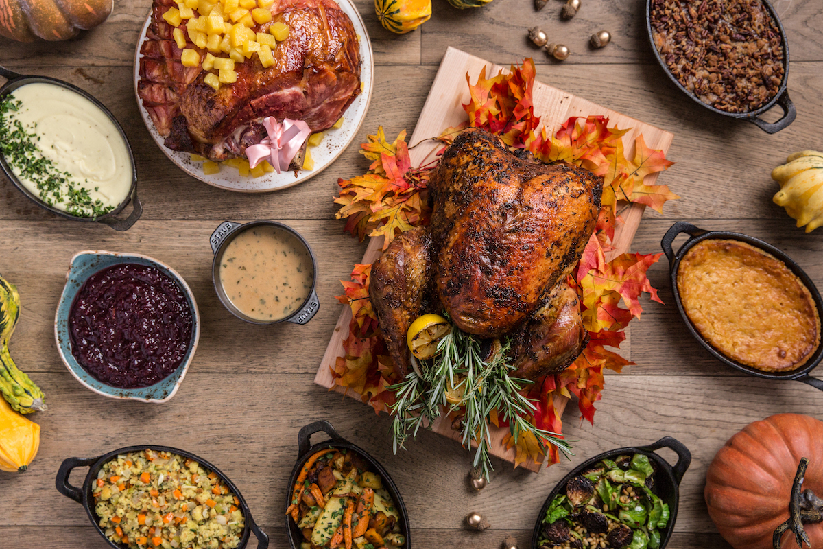 Restaurants for Thanksgiving 2018