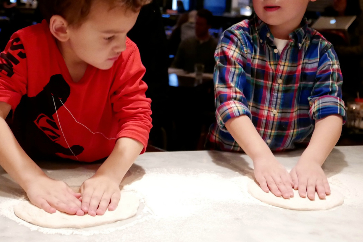 Restaurants for a Kid-Friendly New Year's Eve 2018