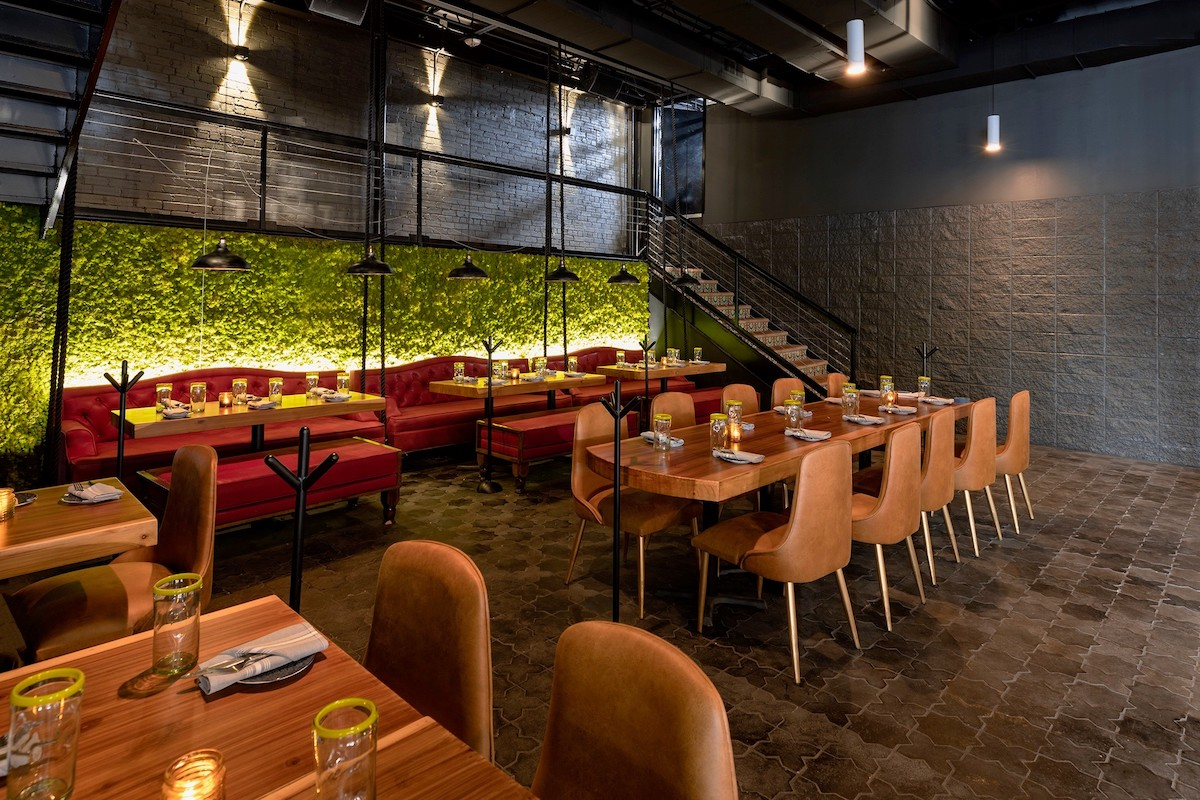 Restaurants for a New Year's Eve 2018 Party
