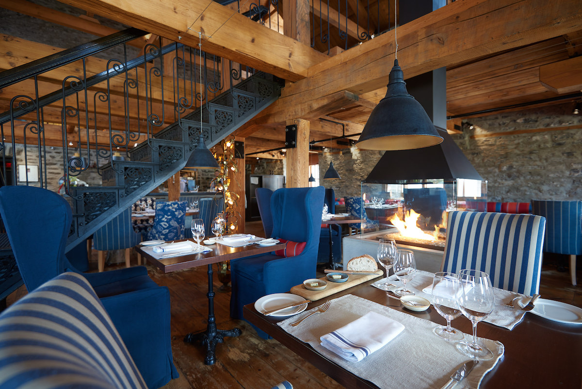 Restaurants in Reclaimed Spaces in Canada