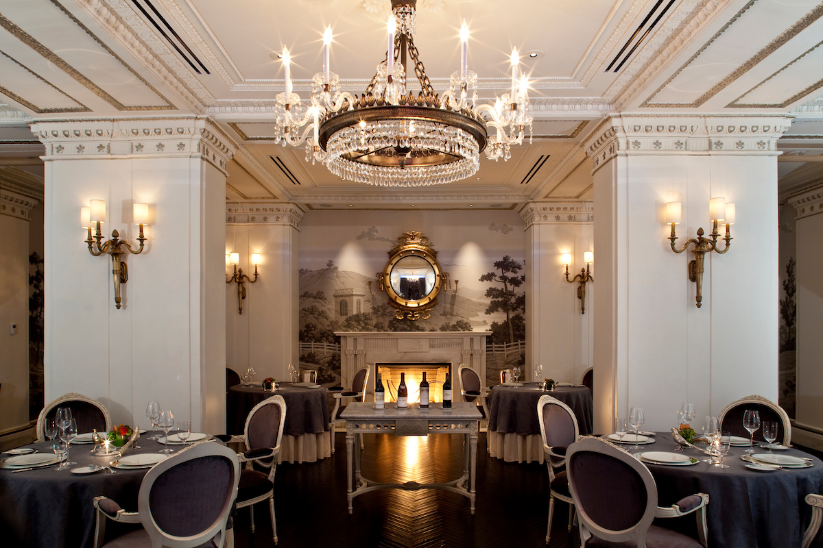 Restaurants for a Romantic New Year's Eve 2018
