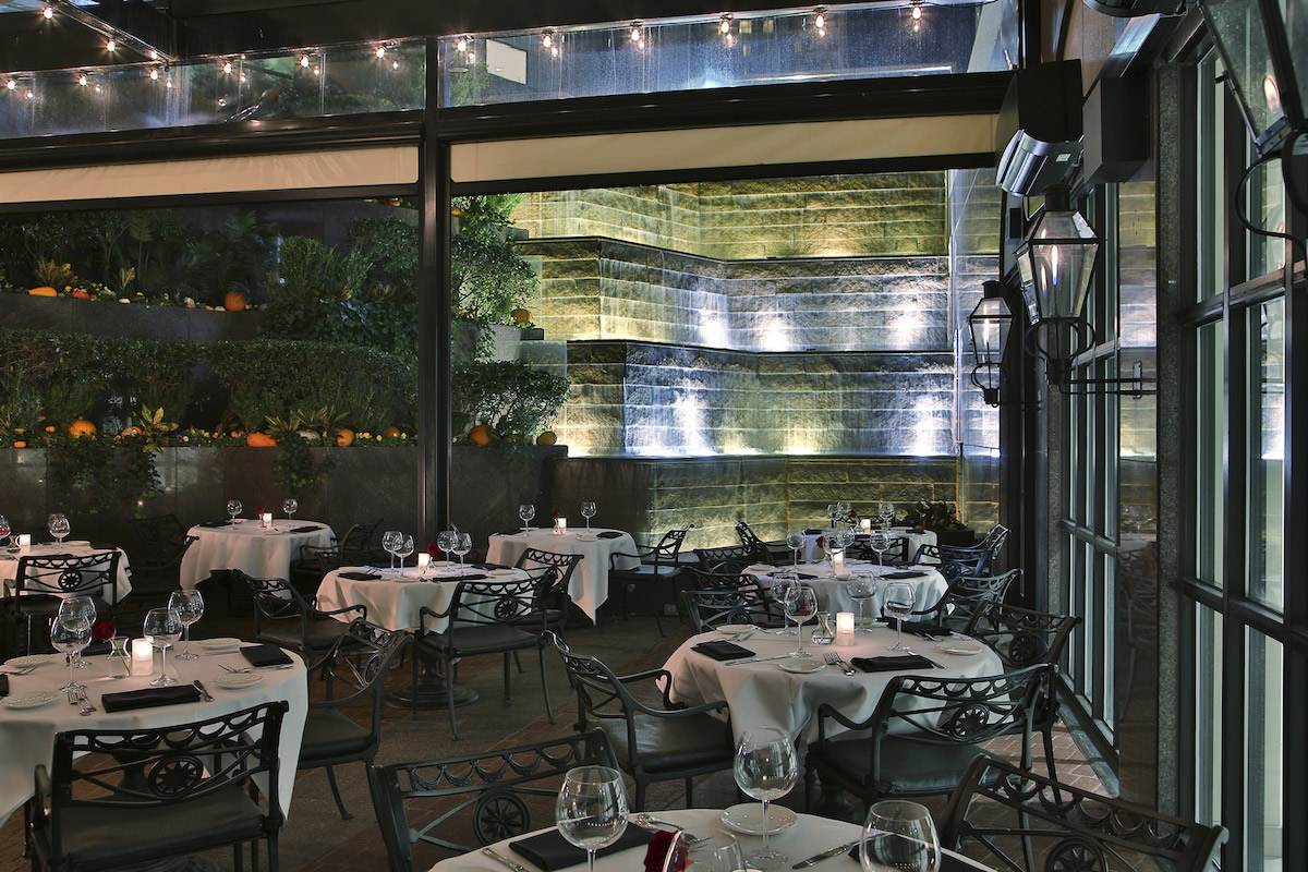 Aqua Culture 10 Restaurants With Water Features