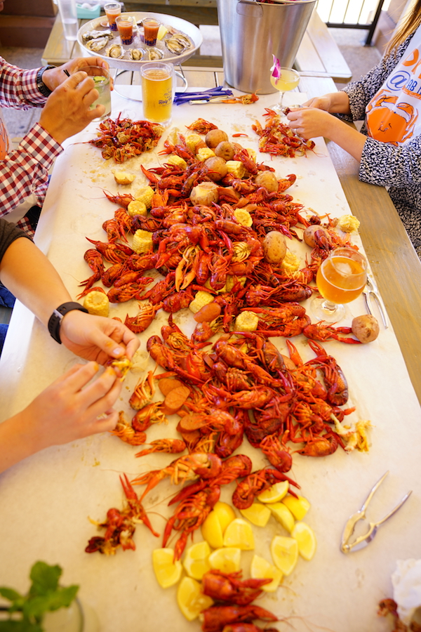 seafood boil tips