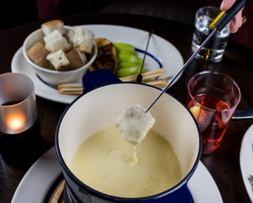 Top Restaurants for Fondue