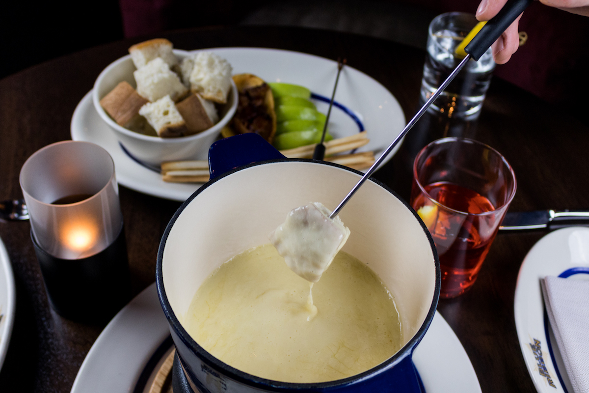 Bound to Melt Your Heart: Top Restaurants for Fondue for Two