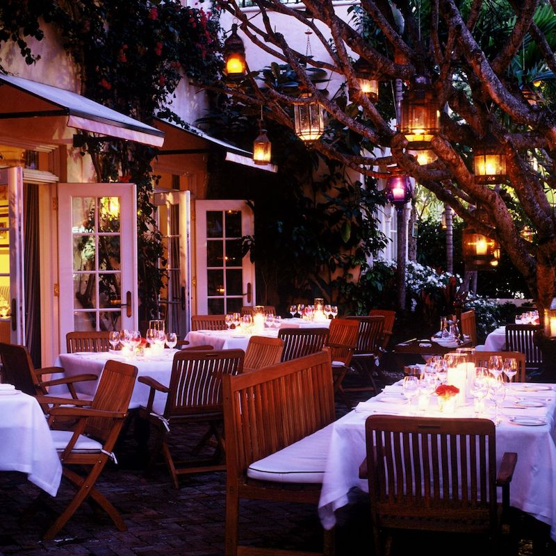 Italian Restaurant Logo With Flag: Isn't It Romantic: Restaurants With Candlelight Dining For