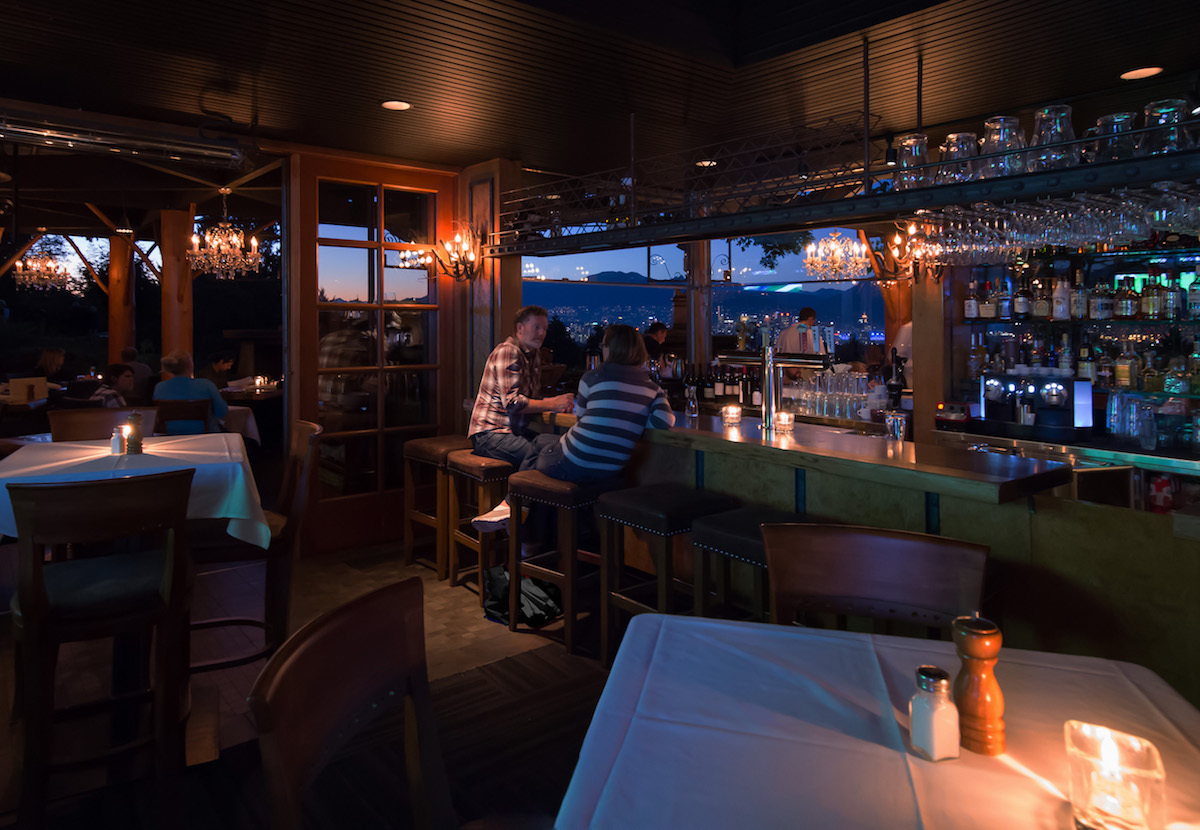 Isn T It Romantic Restaurants With Candlelight Dining For A