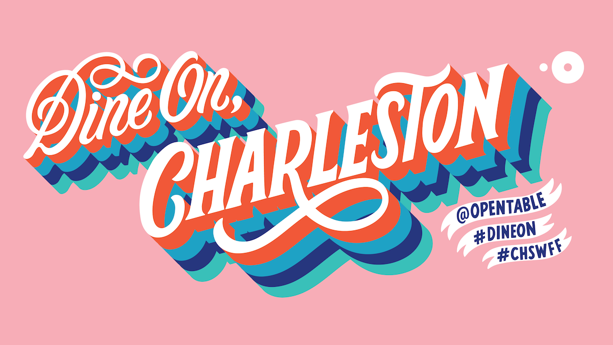 Enter to Win Our Charleston Wine + Food #DineOn Giveaway