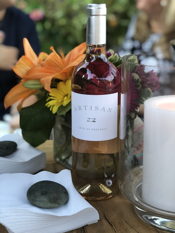 Restaurants with Private Wine Labels