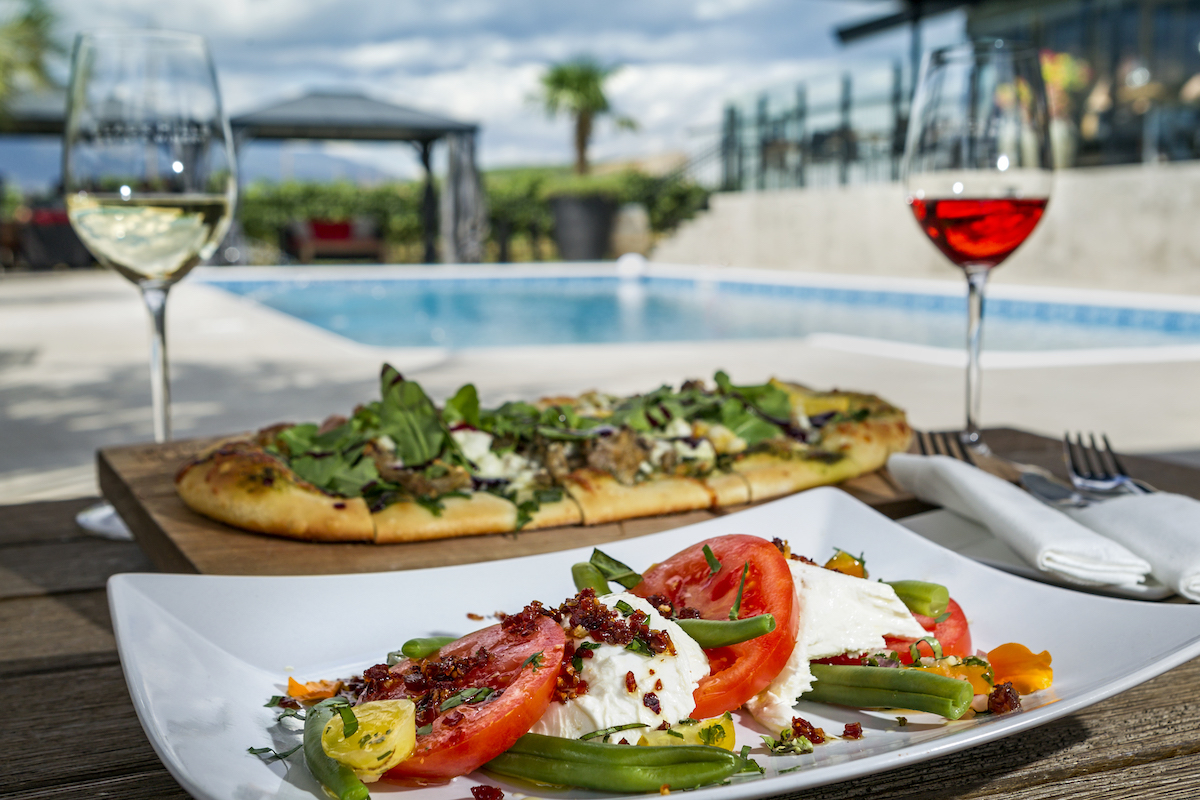 Must-Try Winery Restaurants in British Columbia for #ThirstyThursday or Any Day