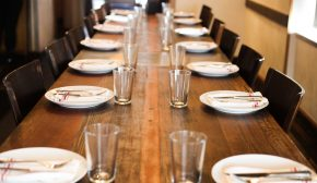 tips for communal dining
