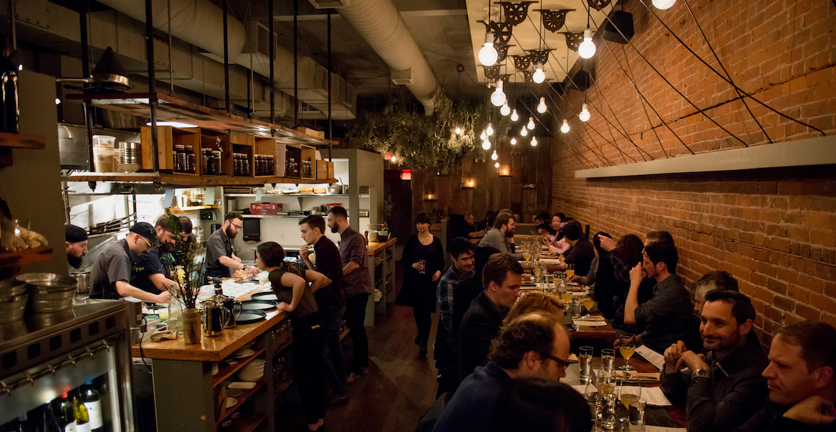 100 Best Restaurants In Canada For A