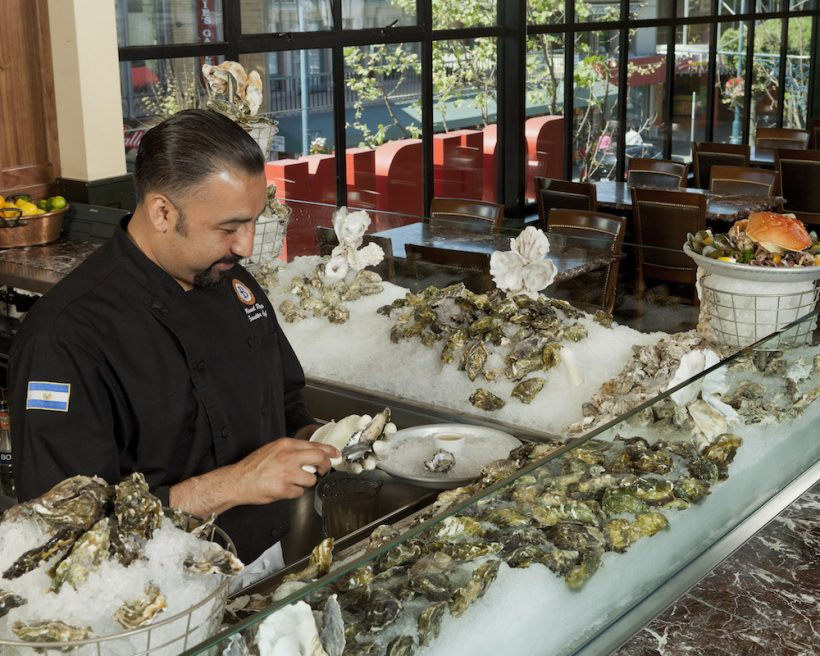 tips for ordering + eating oysters
