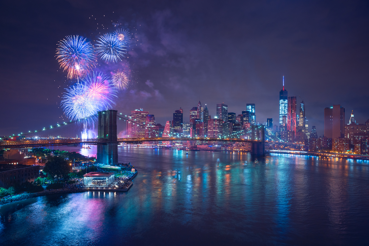 Light Up the Night: 13 Restaurants for 4th of July Fireworks