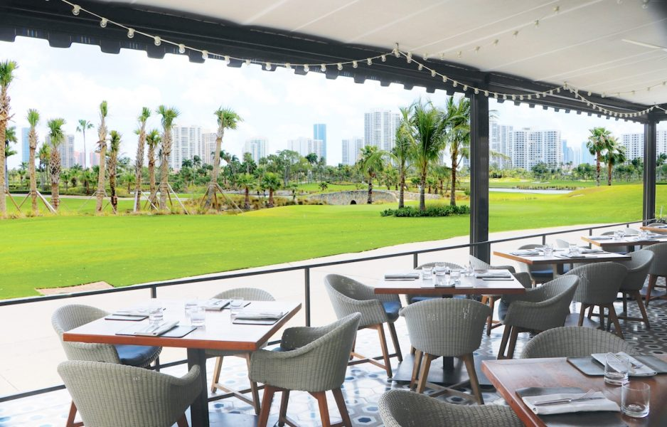 top golf course restaurants