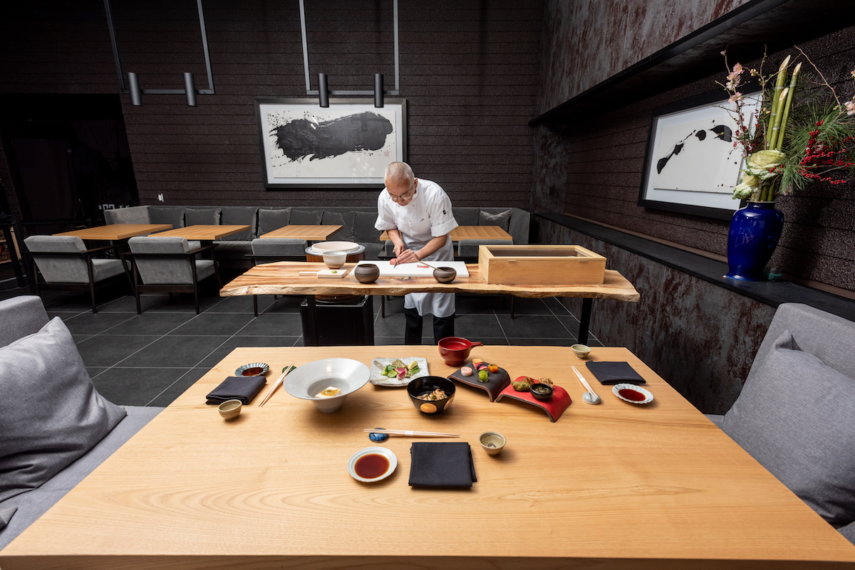 restaurants with guest chef series