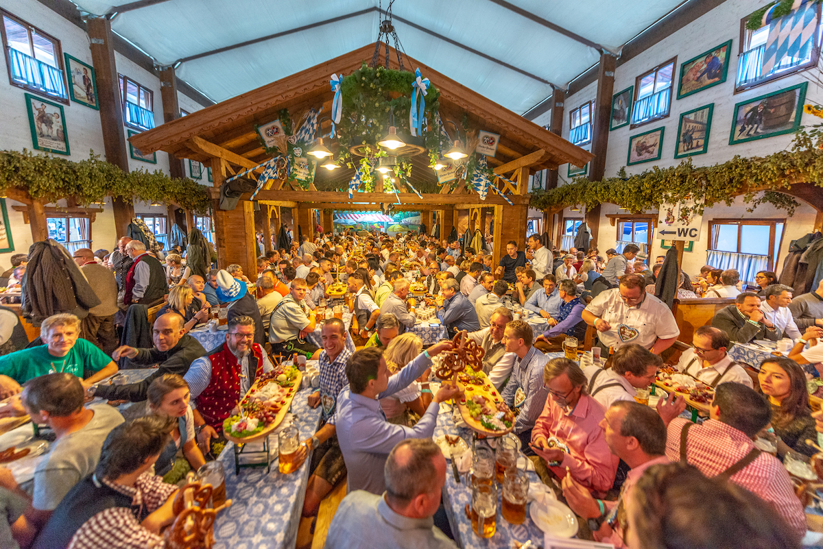 Oktoberfest 2019: Make a Reservation on OpenTable