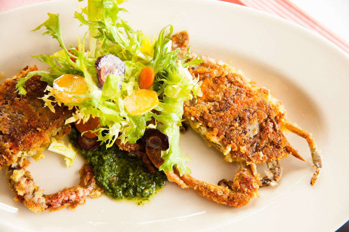 Soft Shell Crab Dishes