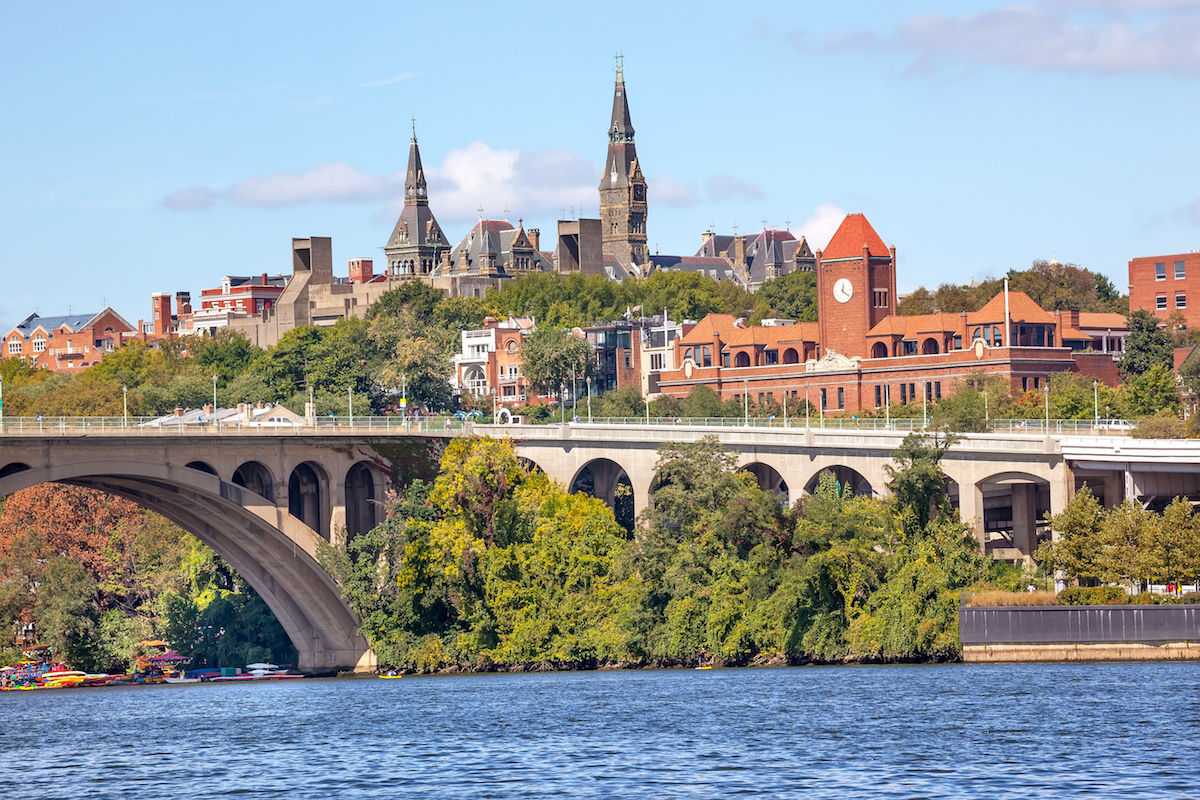 best college towns for foodies