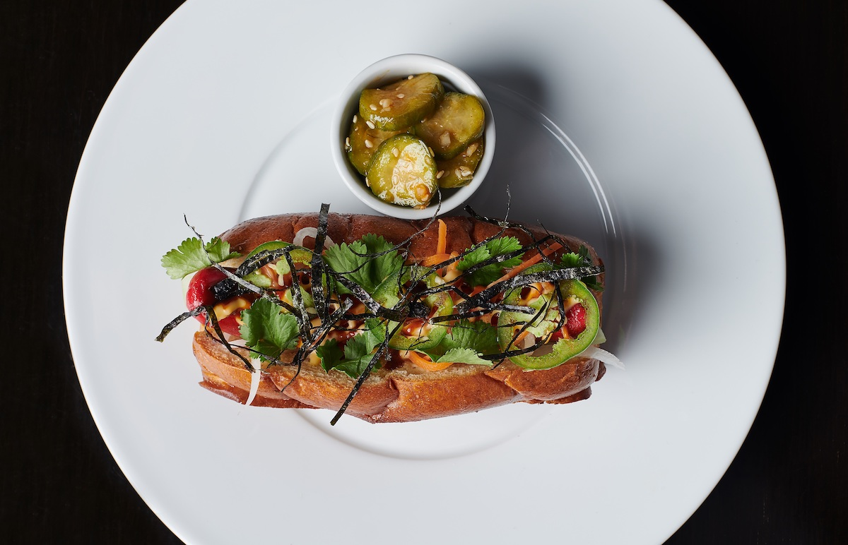 Upscale Hot Dogs