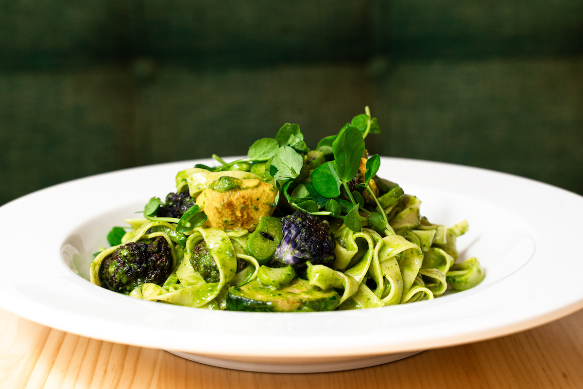 14 Restaurants For Pesto To Savor Summer S Flavors