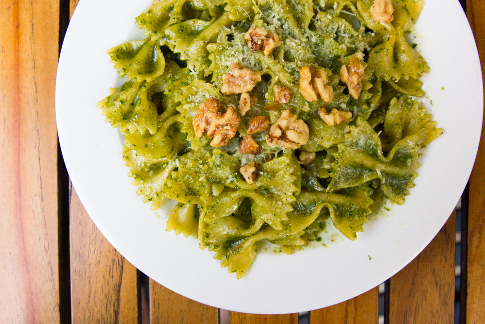 Restaurants for Pesto