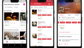 OpenTable Now Offers Delivery in Canada
