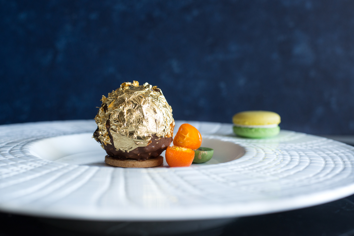 Stay Gold 15 Restaurants For Dishes With Edible Gold