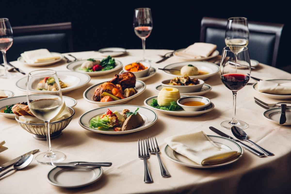 restaurants for rosh hashanah