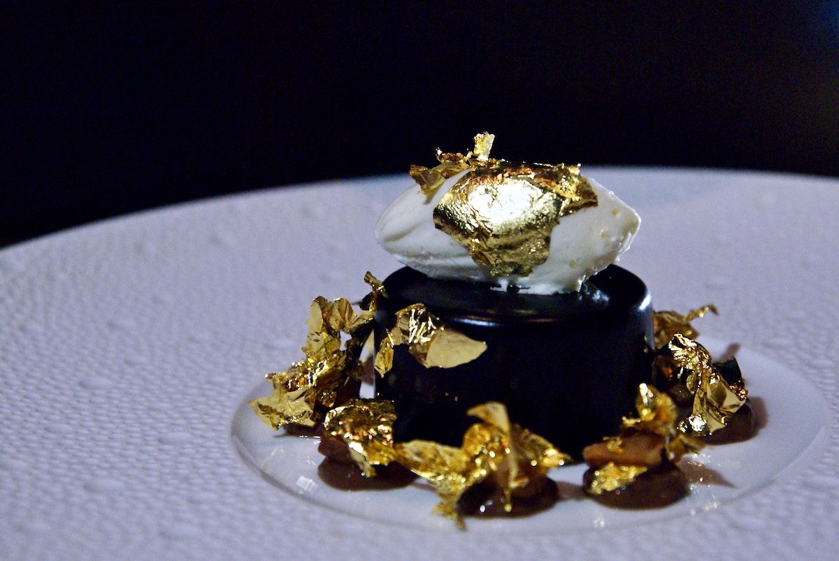 Stay Gold: 15 Restaurants for Dishes with Edible Gold