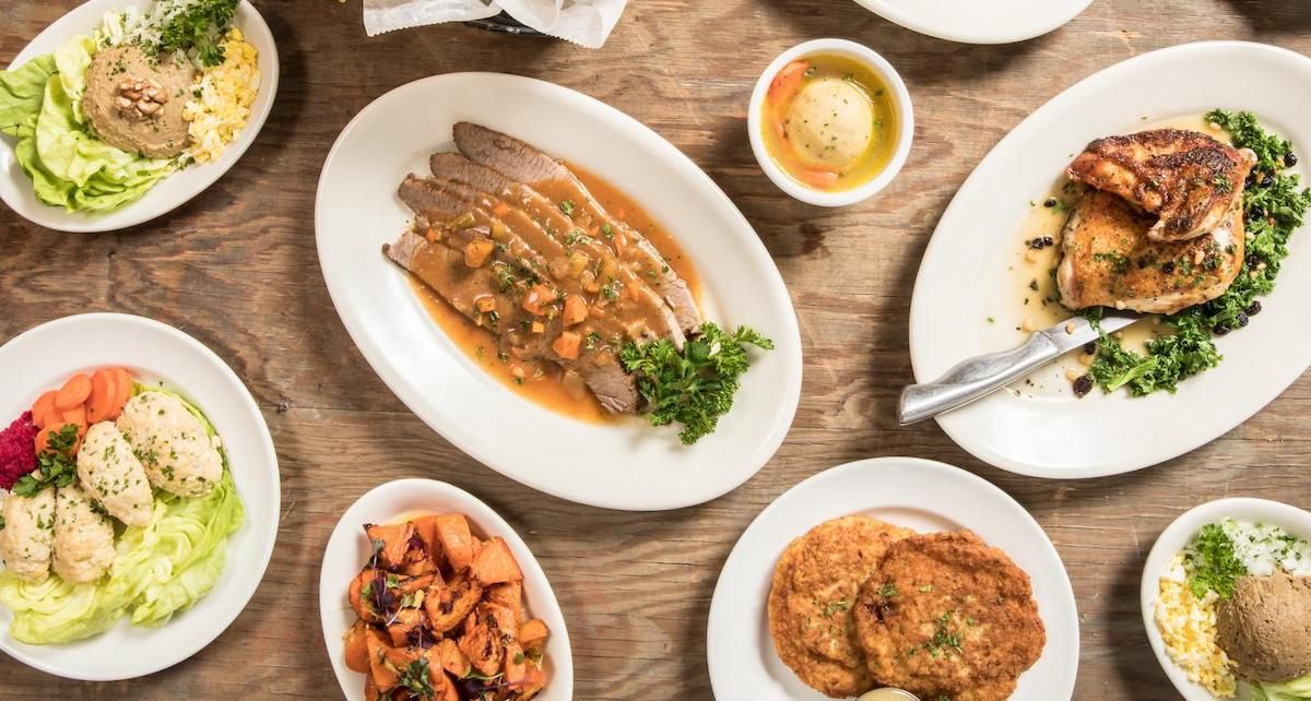 10 Top Restaurants for Rosh Hashanah Celebrations