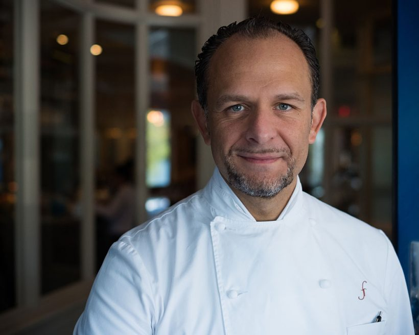Italian Chef Fabio Trabocchi Dominates D.C. – Now He's Conquering His Homeland and Miami